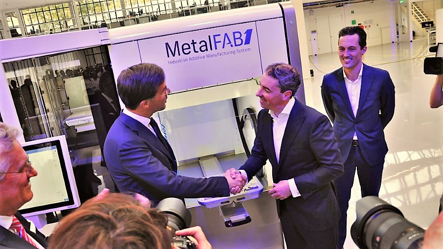 Photo of Additive Industries wil 50 tot 100% groeien per jaar