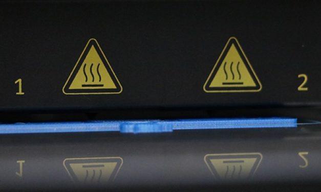 Wat als er geen filament uit de nozzle komt?
