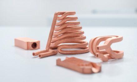 Trumpf: koolstof houdend gereedschapstaal en koper 3D printen