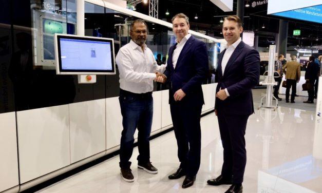 Additive Industries verkoopt eerste machine naar Azië