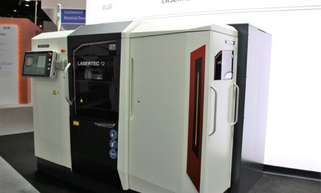Lastertec 12 SLM: dunwandig 3D printen dankzij kleine focusdiameter