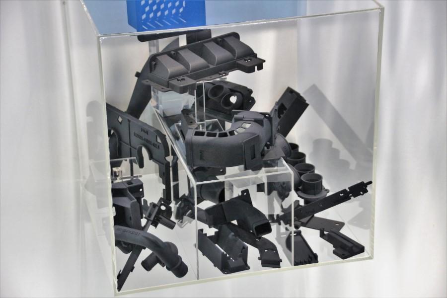 Photo of HP 3D print spare parts voor groot formaat machines