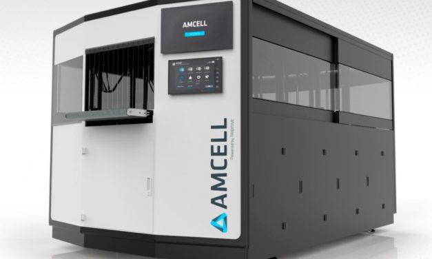 Triditive AMCell: serieproductie met 3D printen