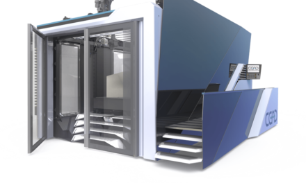 CFAM 3D printer print met continue vezel versterkt thermoplast