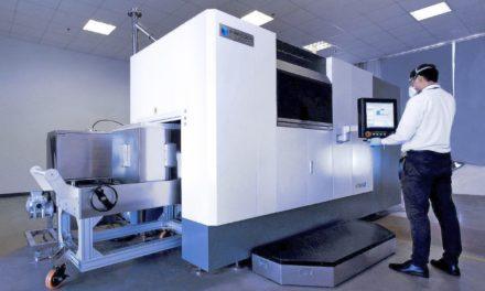 Farsoon plaatst industriële SLS-printer bij Duitse kunststof toeleverancier