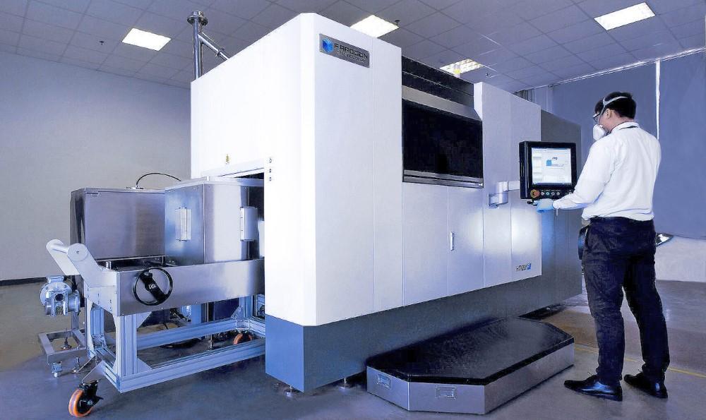 Photo of Farsoon plaatst industriële SLS-printer bij Duitse kunststof toeleverancier