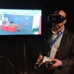 BlueTea ontwikkelt Safy: Virtual Reality VCA training
