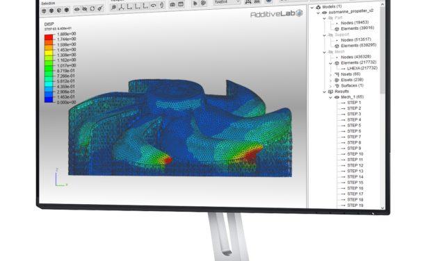 AdditiveLab: simulatie 3D metaalprinten vergemakkelijkt