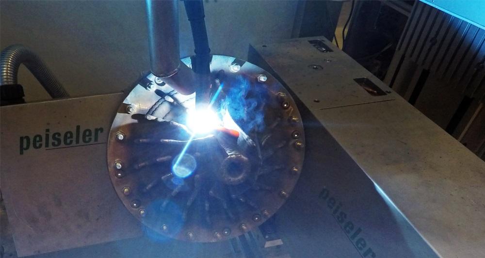 Gefertec en Linde; onderzoek invloed procesgas 3D metaalprinten