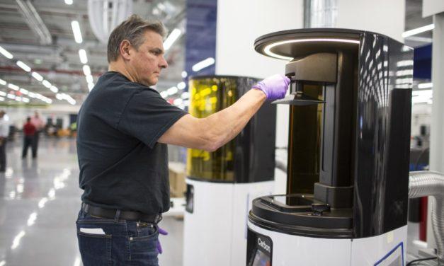 Ford en Carbon intensiveren hun samenwerking