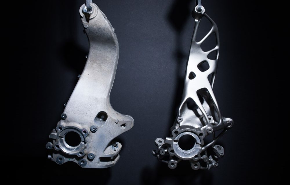 ParaMatters CogniCAD 2.0: generative design software as a service