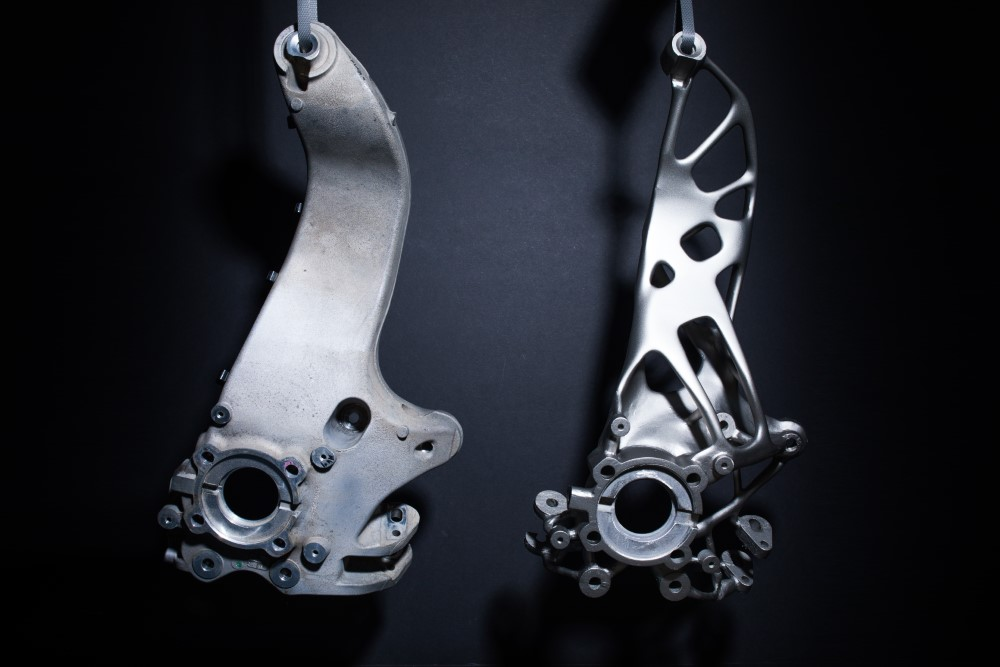 Photo of ParaMatters CogniCAD 2.0: generative design software as a service