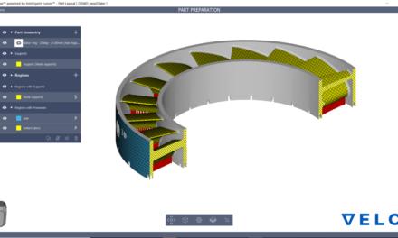 Velo 3D Flow software: 90% succesrate bij eerste print
