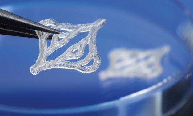 Fraunhofer ILT bouwt snelle precisie 3D printer