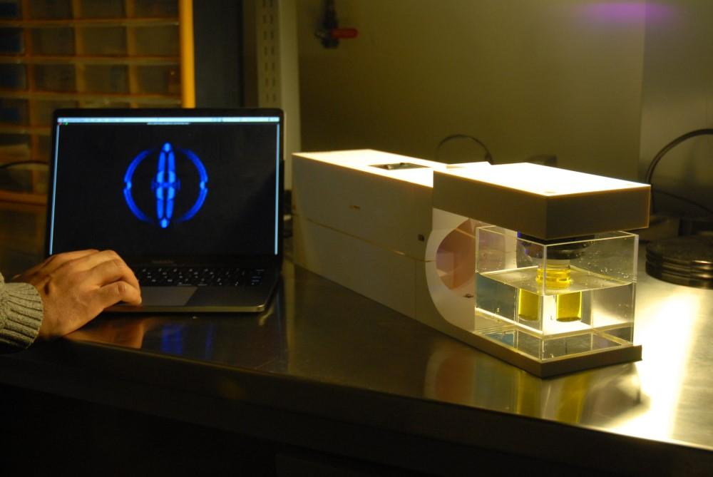 Photo of Computed Axial Lithography: complexe delen in een keer 3D printen