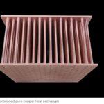 Farsoon 3D print met puur koper