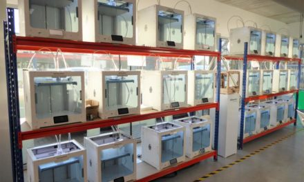 Europa's grootste 3D printerfarm in Ham
