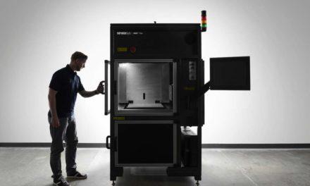 Stratasys V650 Flex: groot formaat SLA printer met DSM-Soms materiaal