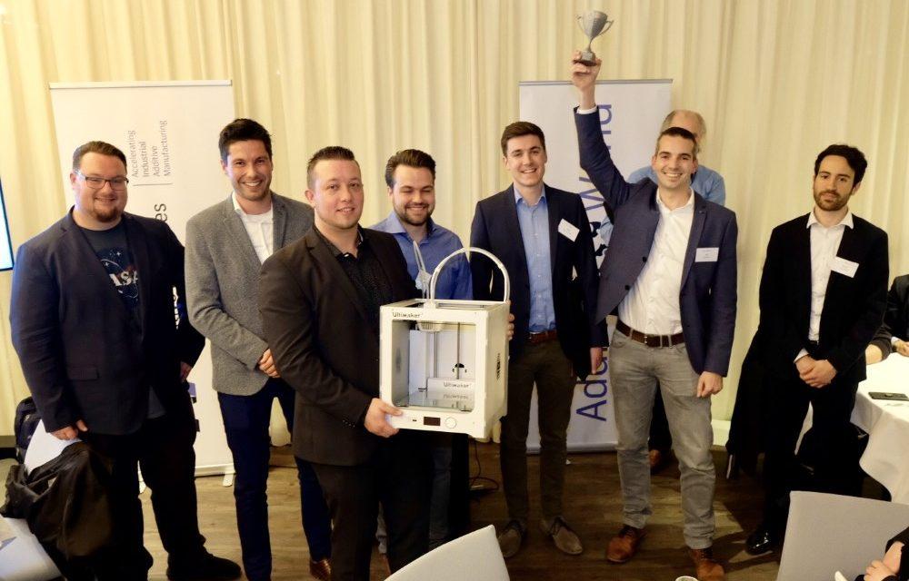 K3D wint met 3D geprint deegmes voor broodbaklijn