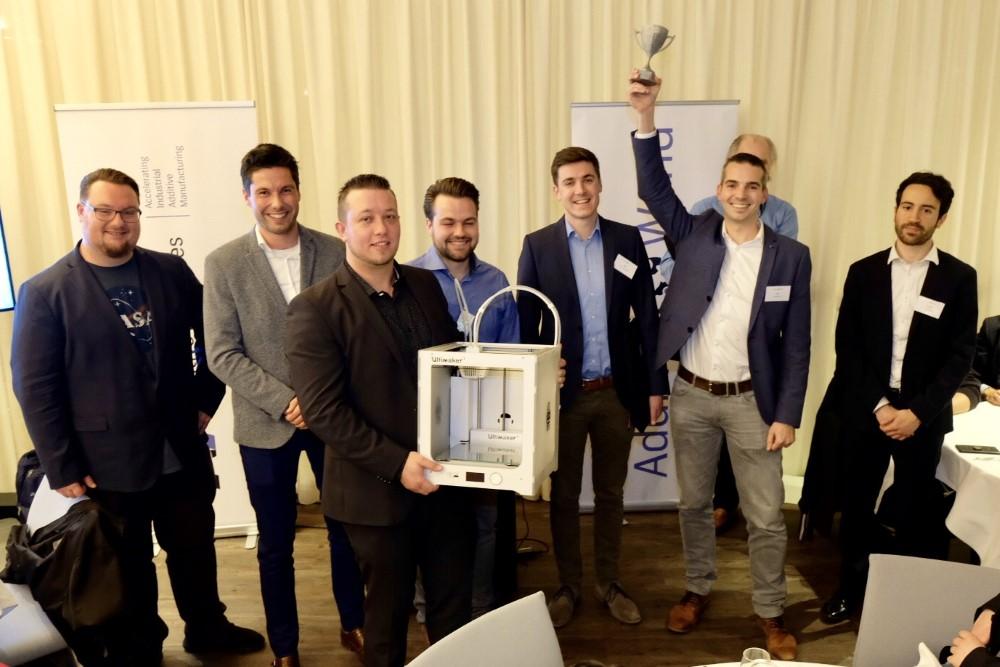 Photo of K3D wint met 3D geprint deegmes voor broodbaklijn