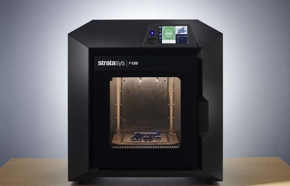 Stratasys F120 nieuw instapmodel industriële FDM printer