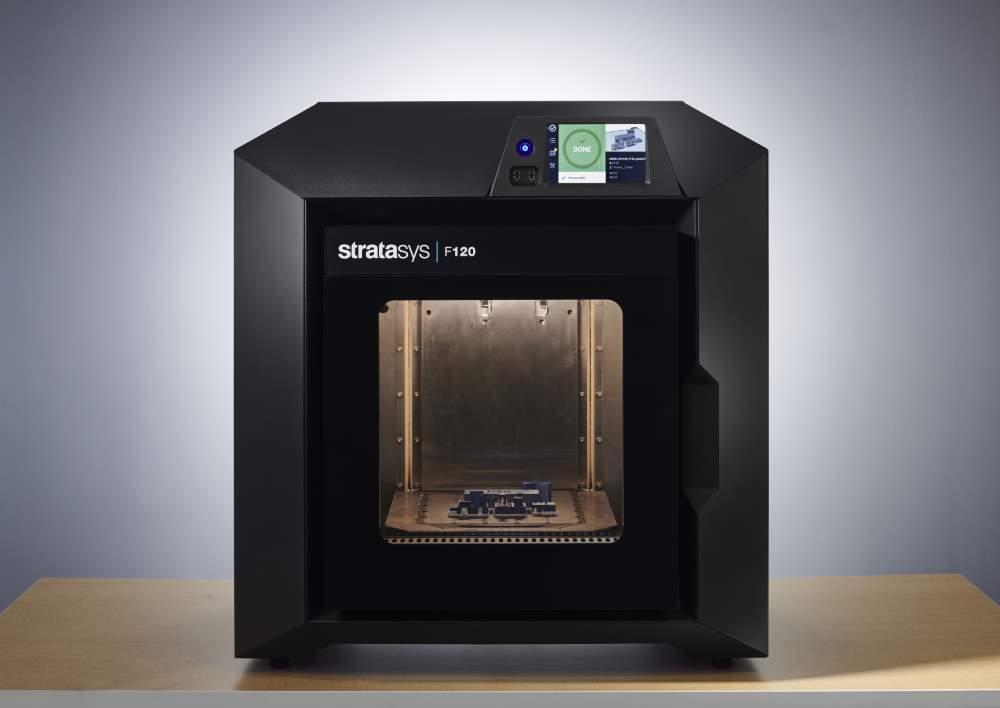 Photo of Stratasys F120 nieuw instapmodel industriële FDM printer