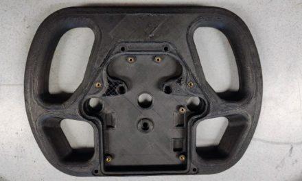 URE team zet 3D printen steeds meer in voor elektrische racewagen