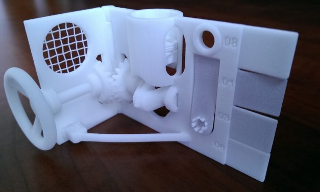 Solvay en Aerosint willen PEEK lasersinteren betaalbaar maken