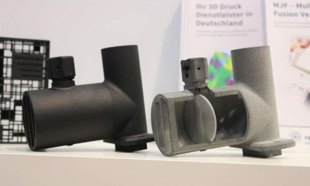 Girbau bouwt dye machine voor HP 3D printers