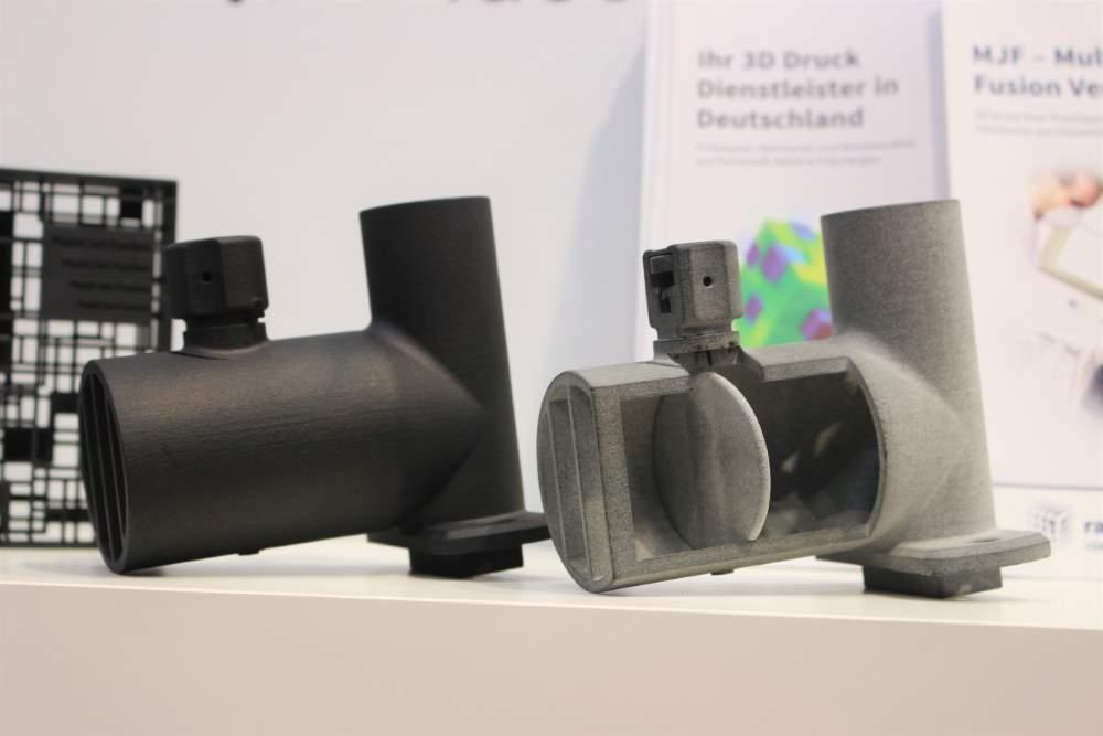 Photo of Girbau bouwt dye machine voor HP 3D printers