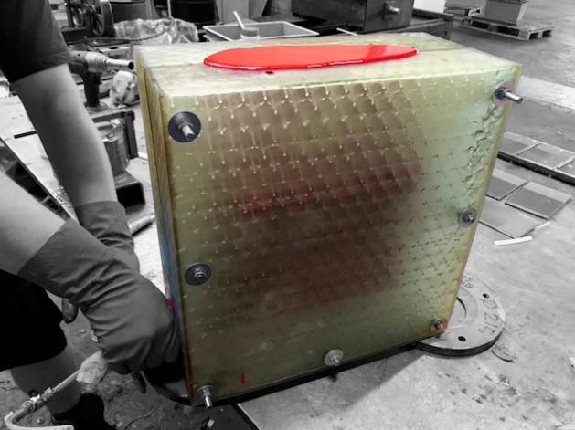 3D geprinte gietmallen