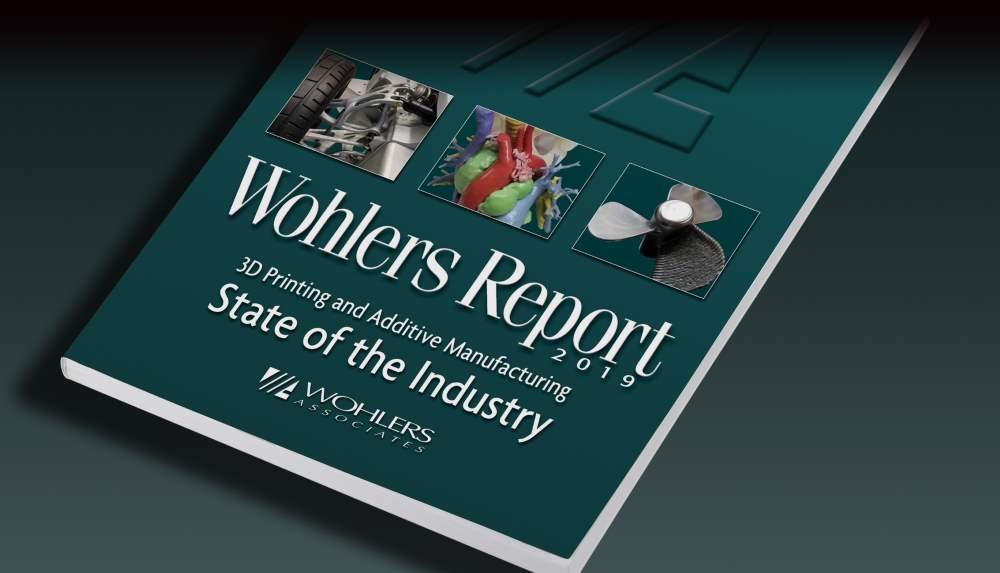 Wohlers Report 2019 legt zwakke AM-markt Benelux bloot