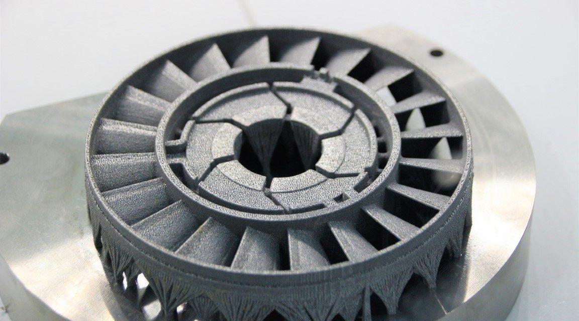 Aurora Labs print eerste delen met snelle poederbed metaalprinter