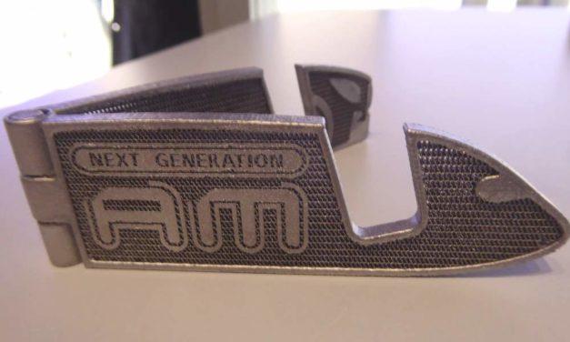 NextGenAM: AM-productielijn voor 24/7 3D metaalprinten