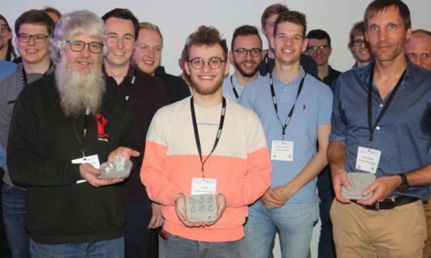 Winnaars Metal 3D Challenge tonen meerwaarde AM