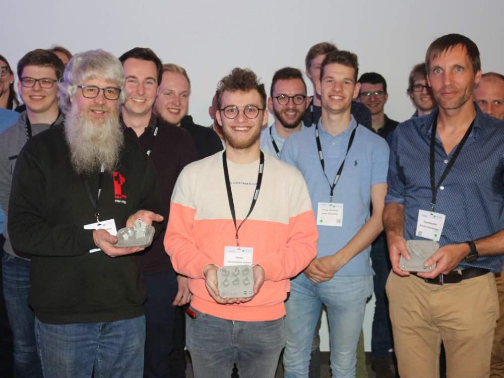 Photo of Winnaars Metal 3D Challenge tonen meerwaarde AM