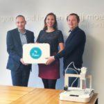 VDL neemt productie byFlow Focus food printer op zich