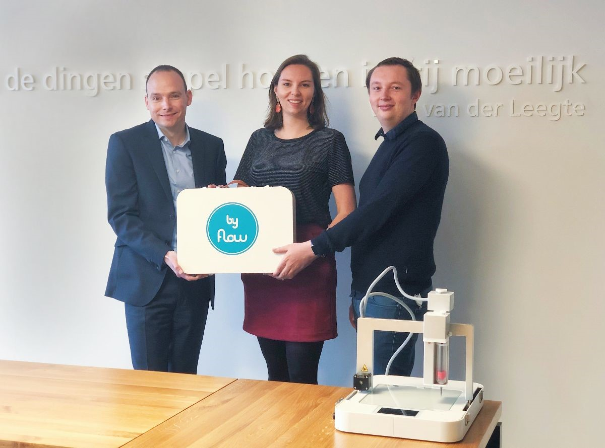 Photo of VDL neemt productie byFlow Focus food printer op zich