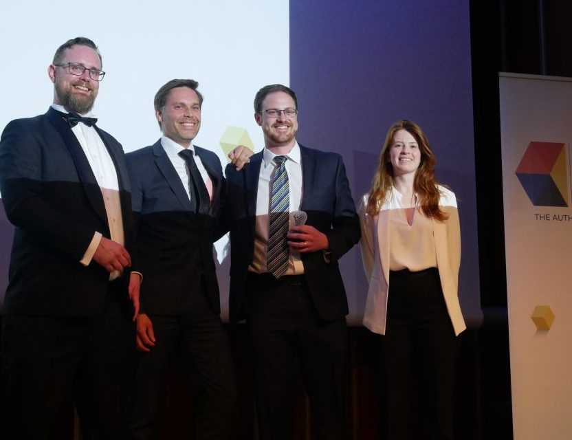 Internationale AM awards voor Aerosint en Ultimaker Cura