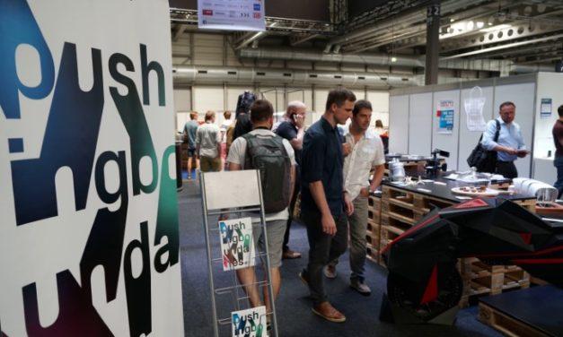 Nederlands Upprinting Food winnaar bij Pioneer Challenge Rapid.Tech