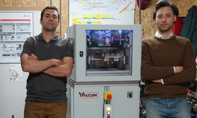 Valcun krijgt VLAIO-subsidie voor bouw prototype metaalprinter