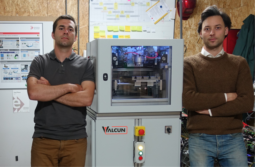 Photo of Valcun krijgt VLAIO-subsidie voor bouw prototype metaalprinter