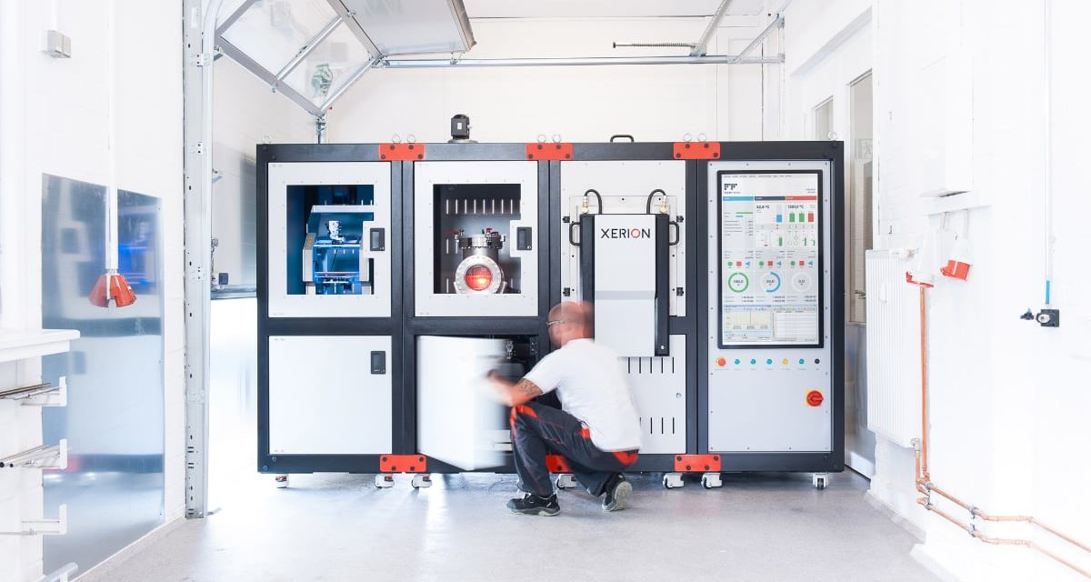 Fusion Factory print metaal en keramisch filament