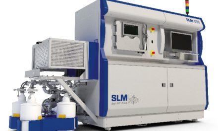SLM Solutions ziet orderintake aantrekken