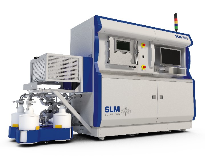 Photo of SLM Solutions ziet orderintake aantrekken
