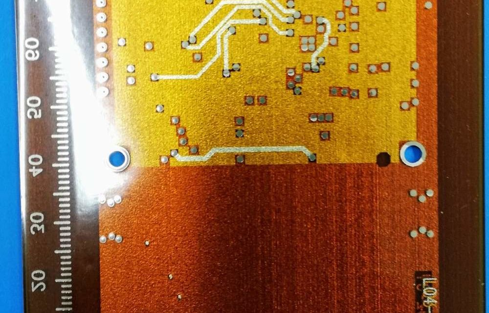 Low volume productie PCB's en sensoren op DragonFly LDM