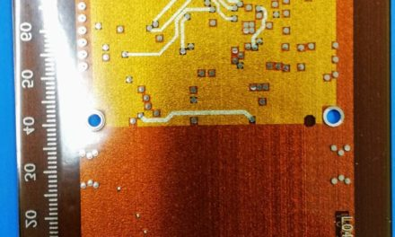 Low volume productie PCB's en sensoren op DragonFly LDM