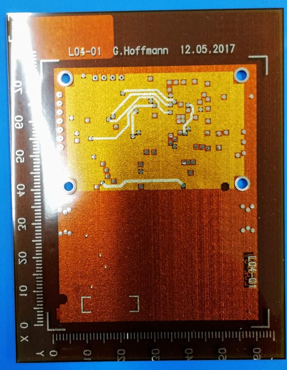 Photo of Low volume productie PCB's en sensoren op DragonFly LDM