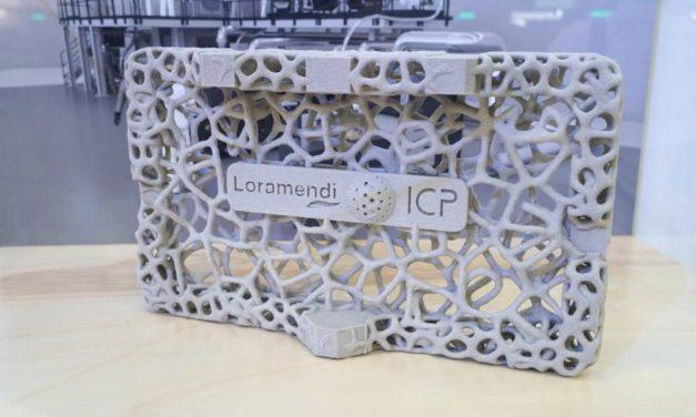 Voxeljet 3D printlijn produceert elke vijf minuten een gietkern
