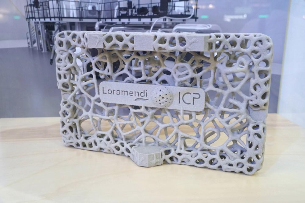 Photo of Voxeljet 3D printlijn produceert elke vijf minuten een gietkern
